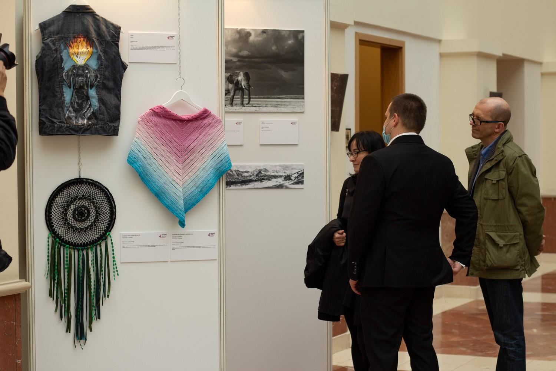 Wernisaż wystawy – galeria zdjęć